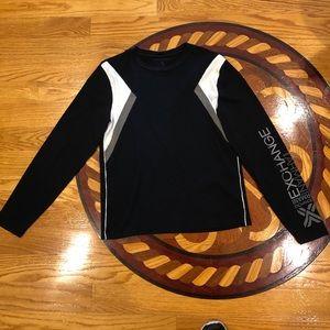 Armani shirt, nice